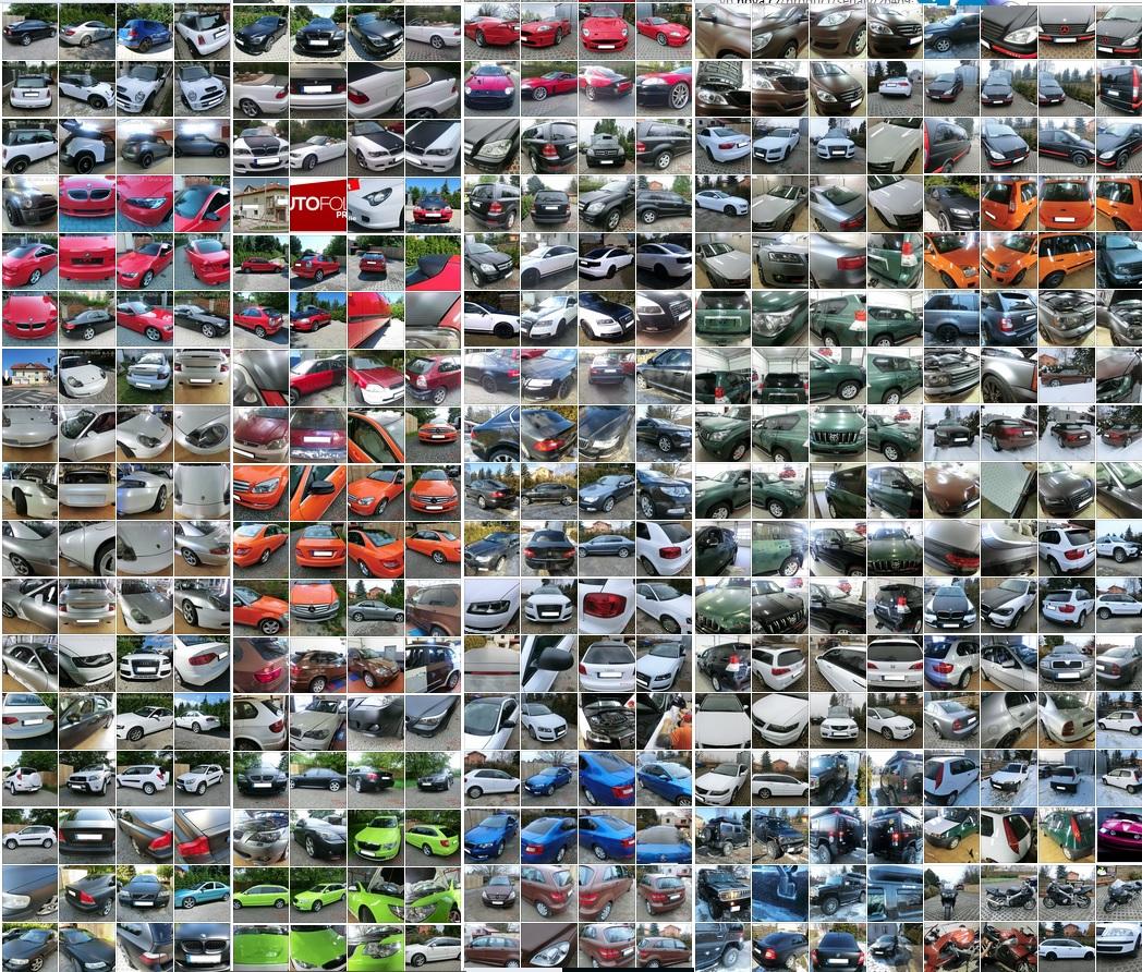 Fotogalerie celopolepů aut